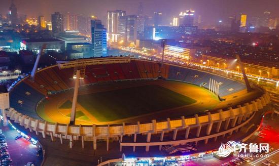 鲁媒:济南奥体将为世俱杯升级改造 鲁能主场搬至省体