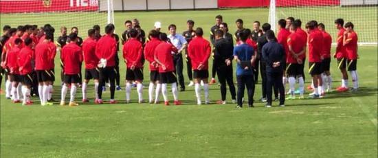 世预赛40强赛或改赛会制比赛 上海浦东足球场有意申办