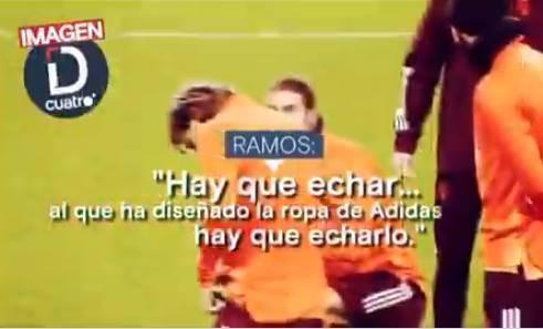 这球衣色彩反映了他们对西班牙缺乏了解