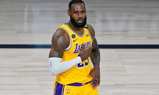 NBA功率值历史前十超巨! 仍是乔丹詹姆斯争霸