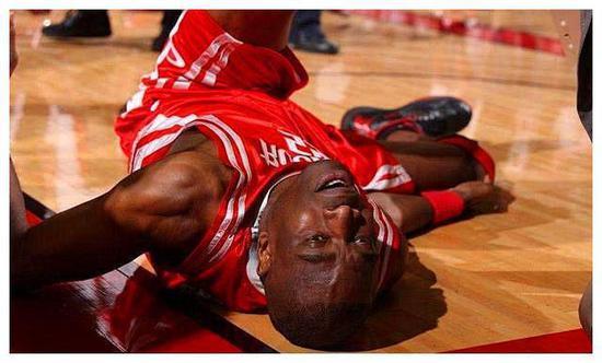NBA球星的落泪时刻:姚麦抢七砍58分出局太辛酸
