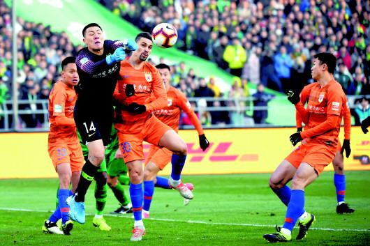 足协设想苏州为上海赛区辅助中超队各有