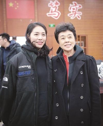 陈展和孙晋芳