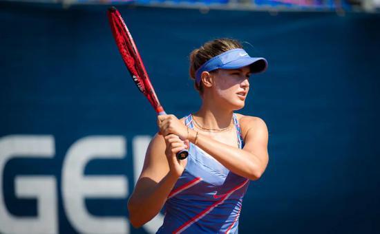 布拉格赛布沙尔鏖战近3小时逆转 重返WTA女单八强