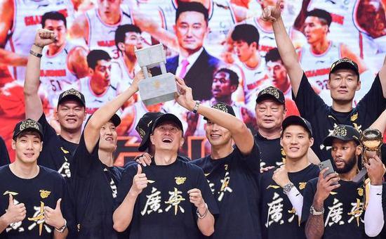 数说季后赛:福建创三项纪录 京粤大战最刺激