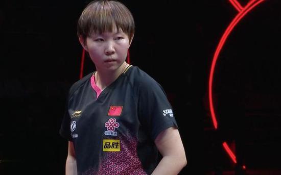 朱雨玲拿到釜山世乒赛参赛席位