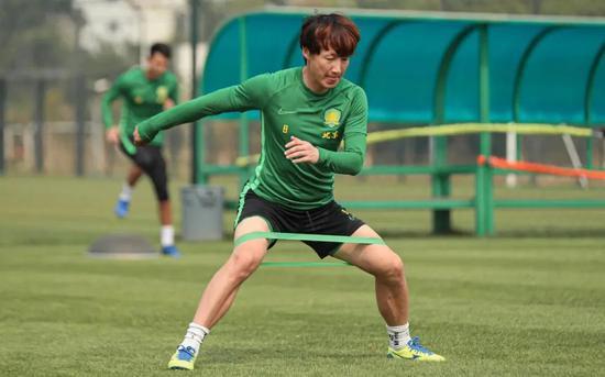 国安教练组满意U23小将试训态度 能力还需实战考核