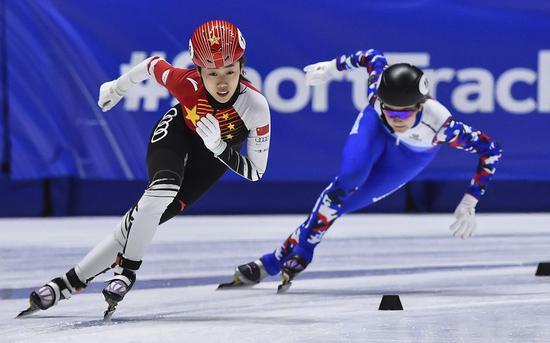 国际滑联下赛季各站世界杯暂不确定能否如期举行。图/视觉中国