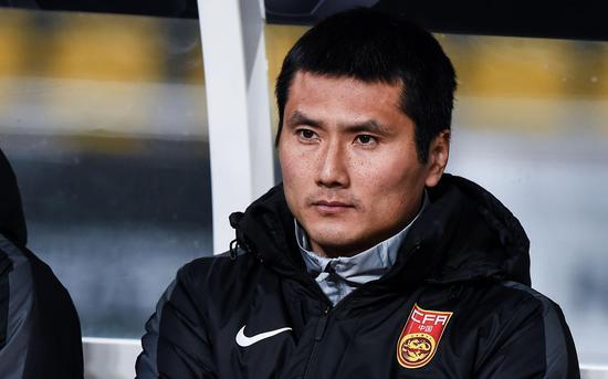 邵佳一:追赶日韩还需时日 武磊代表着中国足球形象