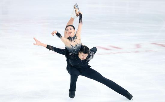 赵宏博总结我国杯:整体有前进 但备战奥运远不够