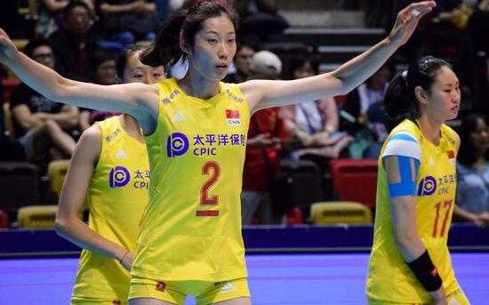 中国女排再集结冲刺东京奥运 最佳阵容雏见成型?