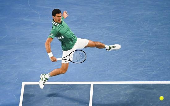 澳网八冠王小德开门红 表态从不羡慕费德勒纳达尔