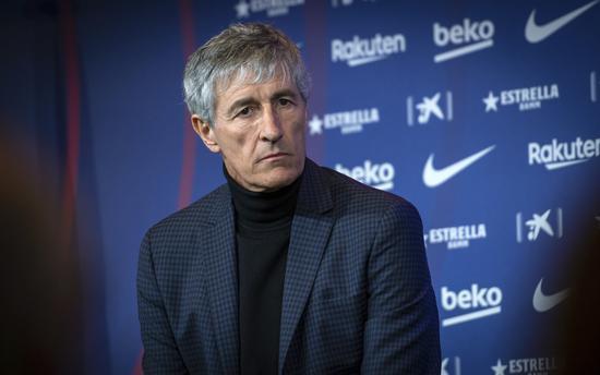 西班牙塞尔电台的节目透露了梅西与前巴萨主帅塞蒂恩在与塞尔塔比赛中的一段对话