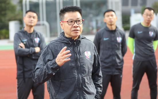 吴金贵:黄海现在没实力踢传控 外界对土帅太苛刻