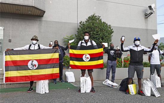 【博狗扑克】失踪的乌干达奥运选手被日本警方找到