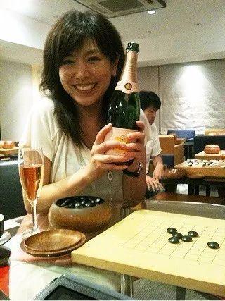 """日本围棋界的""""恶女"""" 围棋教育工作者稻叶禄子"""