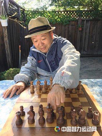 林峰:不忘初心 继续奉献国际象棋事业