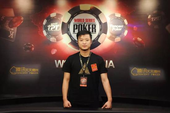 WSOP中国赛周云鹏折桂冠 获金手链及241万奖励