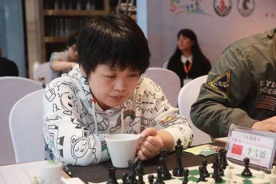海南国象国际公开赛第7轮 中国棋手全面大捷