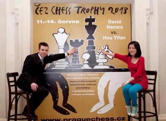国象棋手大卫纳瓦拉:为观众奉献精彩比赛最重要