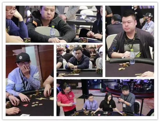 WSOP主赛15人晋级Day6 张明师564万记分牌领跑