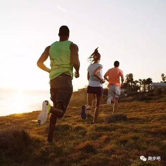 跑步不单是一种运动 还是对生活的一种态度!