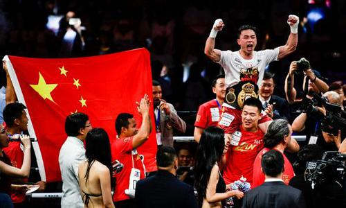 中国拳击不胜日本的历史结束了