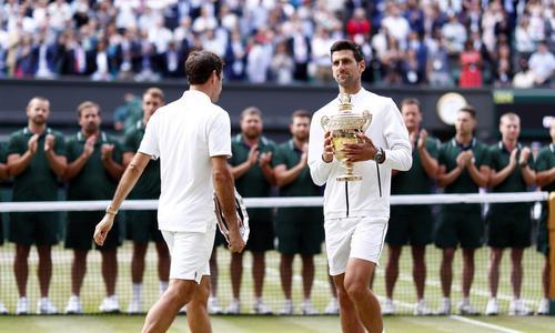 费德勒德约的鏖战 网球历史最传奇的决赛?
