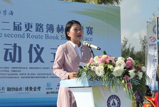 琼海市人民当局副市长潘艳红