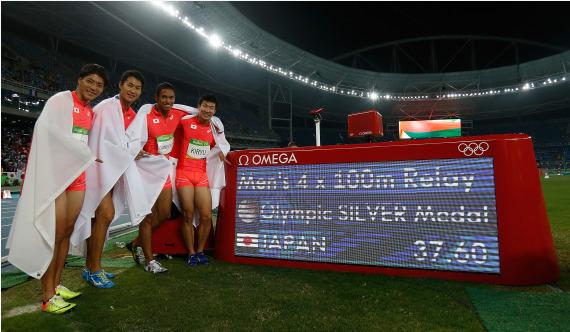 山县亮太跑出9秒95 刷新日本男子百米全国纪录