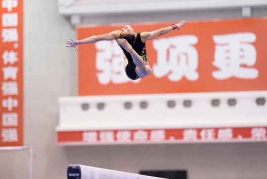 體操隊冬訓強化沖金實力 男隊南京女隊昆明轉訓