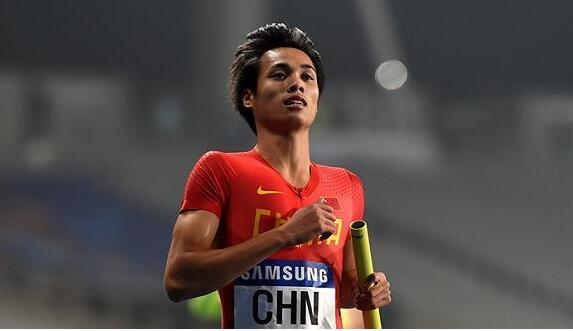 【博狗体育】中国短跑天才接力竟输给跳远选手 他是伤仲永典型