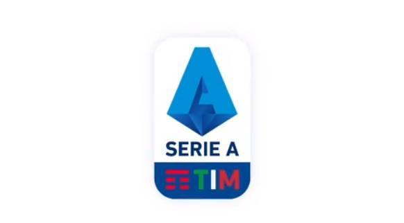 意甲又换logo了 已经正式发布 下赛季开始使用