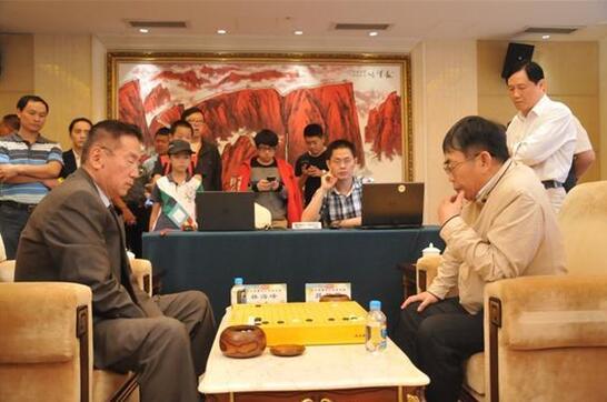 中国围棋天元战历届盘点:1992年聂卫平创造历史