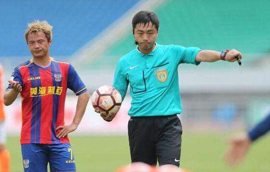 金京元有望升为国际级 有3人将退出国际级裁判部队