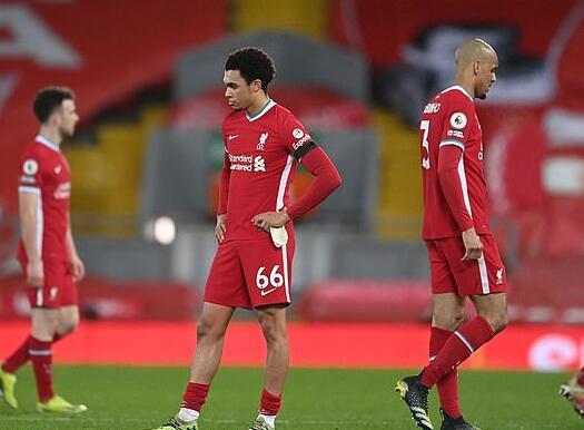 克洛普:利物浦不会担心未来 阵容基石已奠定