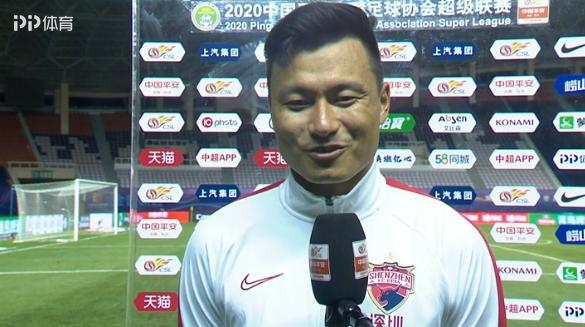 郜林:进球兴奋因压力很大力 今年目标有个好排名