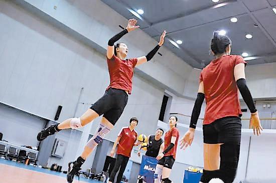 中国女排下周在京集结 第二期集训或迎来新面孔