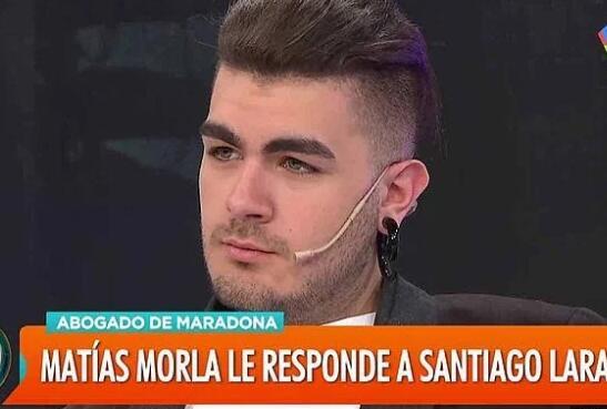 桑迪亚哥-拉拉上电视:我也是老马的孩子