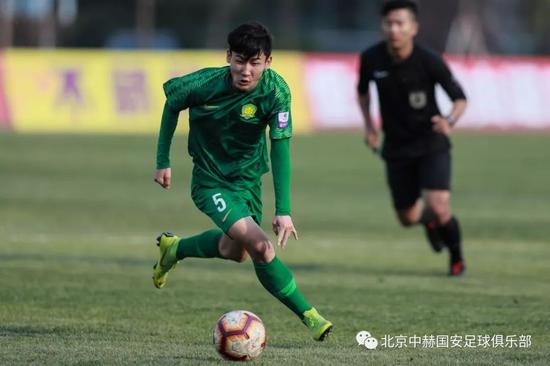专访国安U19小将徐东东:从追梦巴西到圆梦工体