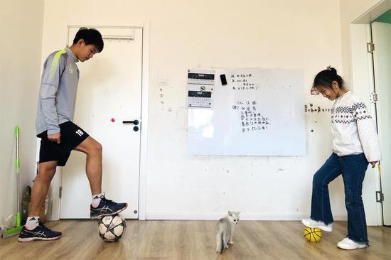 云视频足球教学