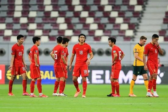 完败令中国足协清晰认识12赛难度 需谨防心理防线坍塌!