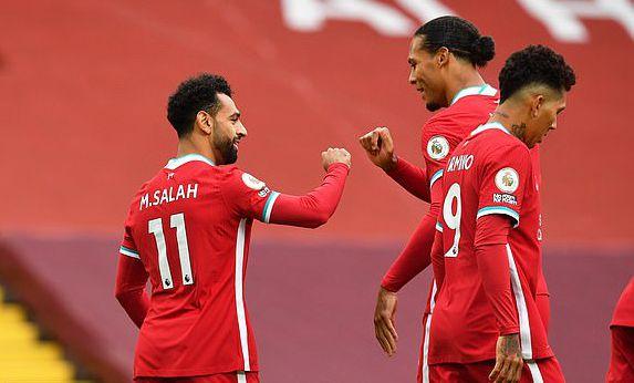 利物浦4-3险胜利兹联