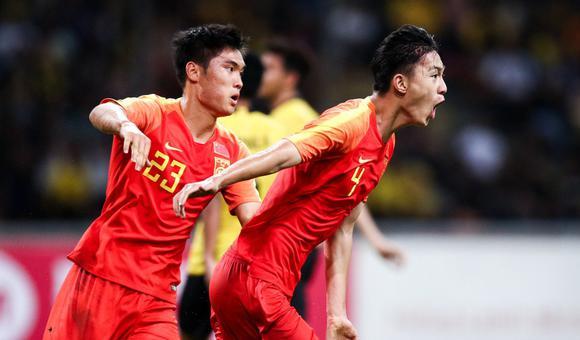 $绝境扳平 国奥2-2马来西亚惊险晋级