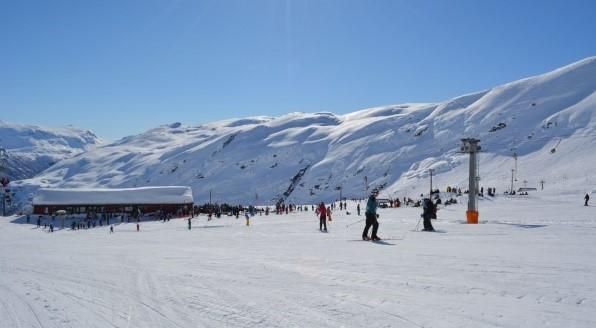 炎尔达市滑雪场