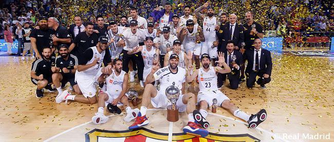 曝皇马男篮计划10年内征战NBA 为了实现止损
