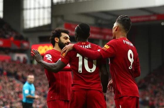利物浦行将夺冠