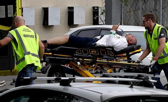 萨拉赫发声谴责新西兰恐