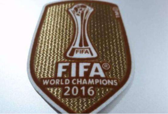 皇马球衣胸前将告别世俱杯冠军徽章