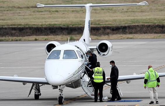 【博狗扑克】梅西遭遇机场炸弹风波!私人飞机停飞